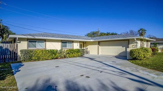 248 Avocado Street, Satellite Beach, FL 32937 (MLS #869011) :: Premium Properties Real Estate Services