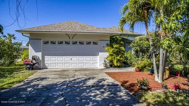 64 W Bay Drive, Cocoa Beach, FL 32931 (MLS #869012) :: Premium Properties Real Estate Services