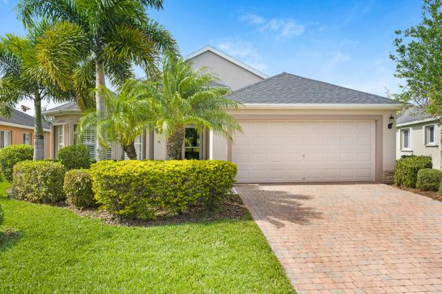 7216 Mendell Way, Melbourne, FL 32940 (MLS #869035) :: Premium Properties Real Estate Services