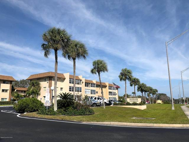 3210 N Harbor City Boulevard #122, Melbourne, FL 32935 (MLS #869048) :: Premium Properties Real Estate Services