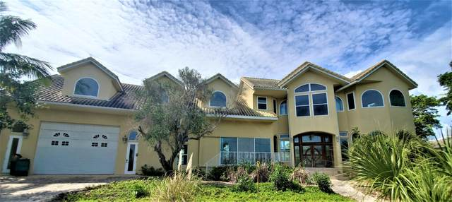 21 W Point Drive #101, Cocoa Beach, FL 32931 (MLS #869070) :: Premium Properties Real Estate Services