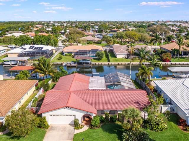 660 Barcelona Court, Satellite Beach, FL 32937 (MLS #869078) :: Premium Properties Real Estate Services