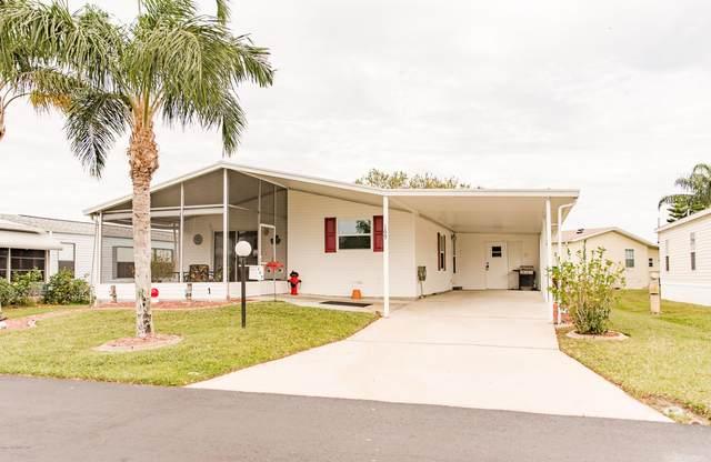 169 Woodsmill Boulevard #71, Cocoa, FL 32926 (MLS #869083) :: Premium Properties Real Estate Services