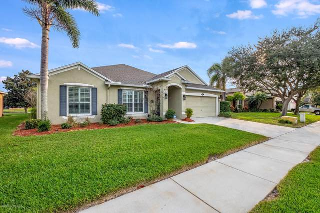 3945 Fenrose Circle, Melbourne, FL 32940 (MLS #869089) :: Premium Properties Real Estate Services