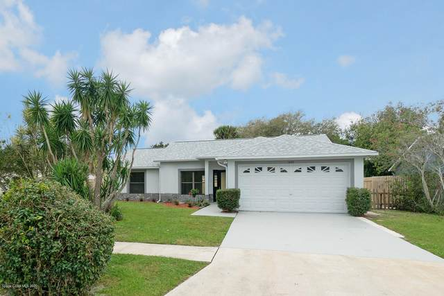 1640 Sweetwood Drive, Melbourne, FL 32935 (MLS #869091) :: Premium Properties Real Estate Services
