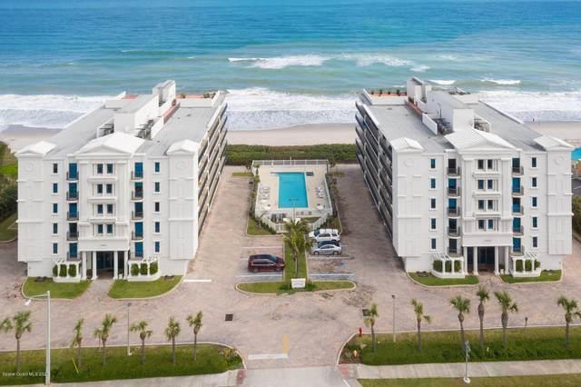 1303 Highway A1a #302, Satellite Beach, FL 32937 (MLS #869096) :: Premium Properties Real Estate Services