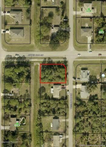 500 Treemont  (Corner Of Jupiter) Avenue SW, Palm Bay, FL 32908 (MLS #869125) :: Premium Properties Real Estate Services