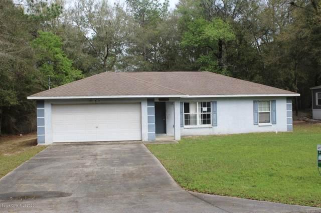 11331 NW 15th Lane, Ocala, FL 34472 (MLS #869126) :: Premium Properties Real Estate Services