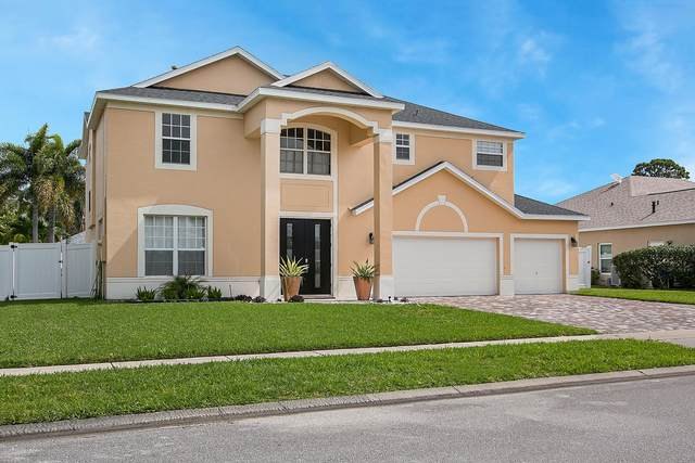 308 Barrymore Drive, Rockledge, FL 32955 (MLS #869128) :: Premium Properties Real Estate Services