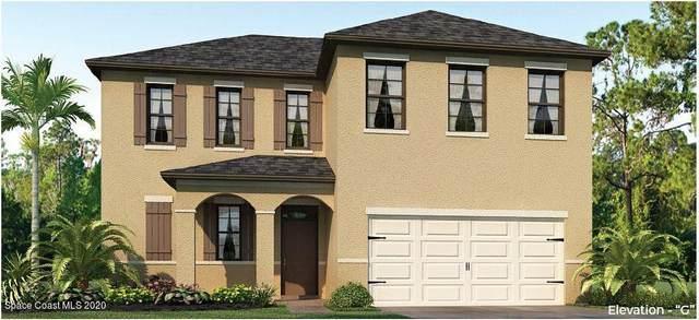 4677 Broomsedge Circle, West Melbourne, FL 32904 (MLS #869162) :: Premier Home Experts