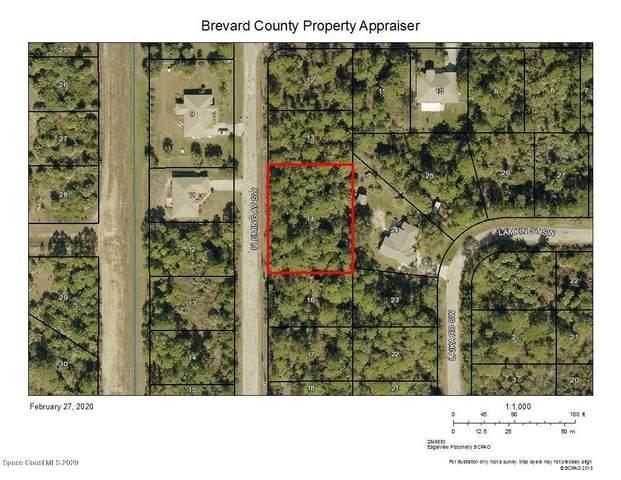 2767 Fleming Avenue SW, Palm Bay, FL 32908 (MLS #869163) :: Premier Home Experts