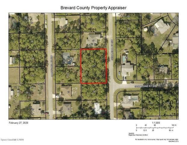 762 Geranium Avenue SW, Palm Bay, FL 32908 (MLS #869177) :: Premier Home Experts