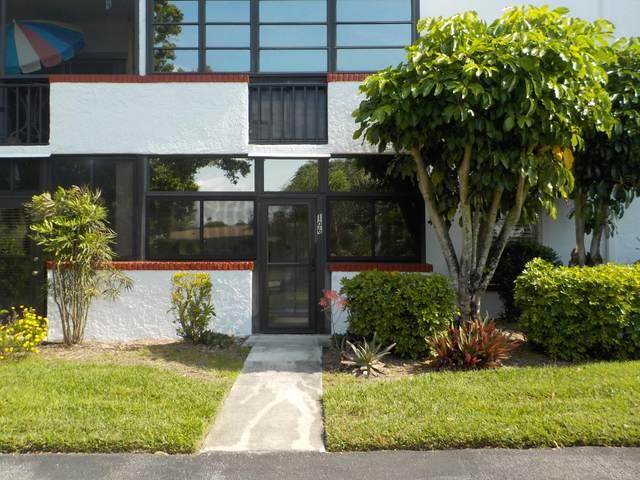 725 Port Malabar Boulevard NE #106, Palm Bay, FL 32905 (MLS #869197) :: Blue Marlin Real Estate