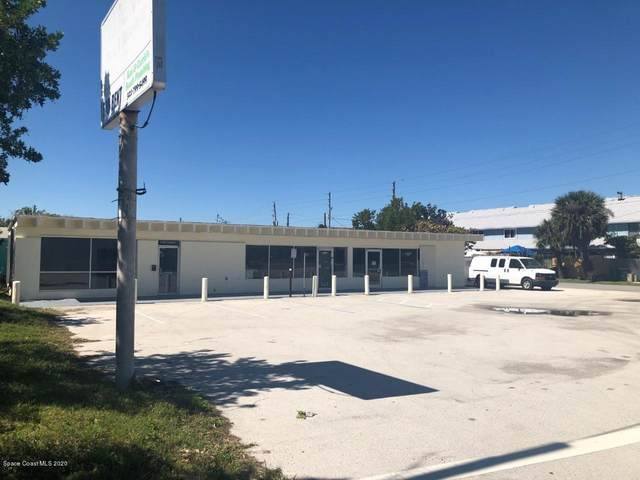 1902/1908 S Orlando Avenue, Cocoa Beach, FL 32931 (MLS #869339) :: Engel & Voelkers Melbourne Central
