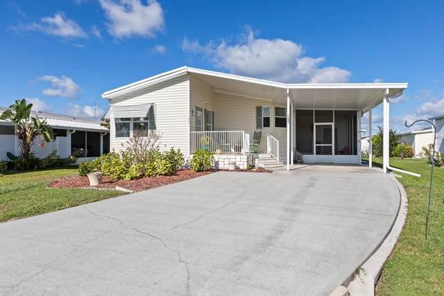 7682 Fox Hunter Circle, Micco, FL 32976 (MLS #869350) :: Premier Home Experts