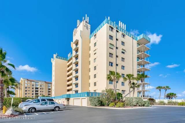 1125 Highway A1a #201, Satellite Beach, FL 32937 (MLS #869415) :: Premium Properties Real Estate Services