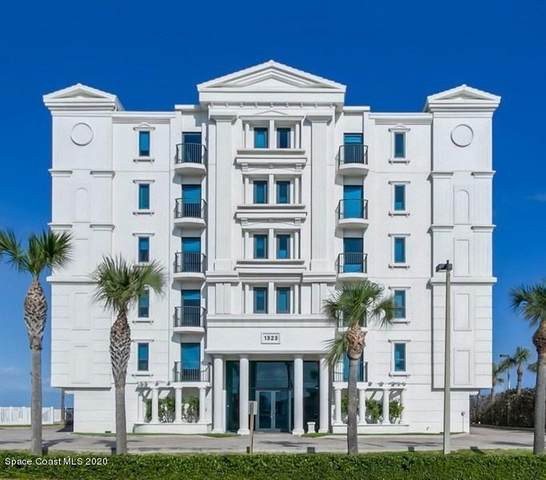 1323 Highway A1a #202, Satellite Beach, FL 32937 (MLS #869417) :: Premium Properties Real Estate Services