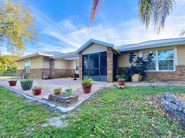 3002 Bay Wind Court, Melbourne, FL 32934 (MLS #869485) :: Premium Properties Real Estate Services