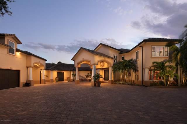 604 N Riverside Drive, Indialantic, FL 32903 (MLS #869517) :: Premium Properties Real Estate Services