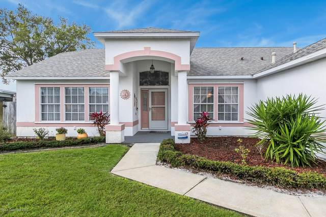 2267 Royal Poinciana Boulevard, Melbourne, FL 32935 (MLS #869667) :: Premium Properties Real Estate Services