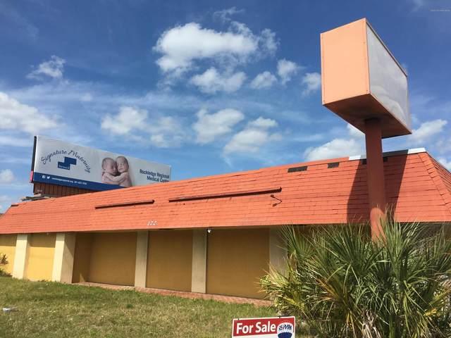 172 E Merritt Island Causeway E, Merritt Island, FL 32952 (MLS #869767) :: Blue Marlin Real Estate