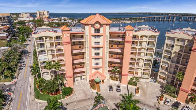 100 Riverside Drive #802, Cocoa, FL 32922 (MLS #869797) :: Premium Properties Real Estate Services