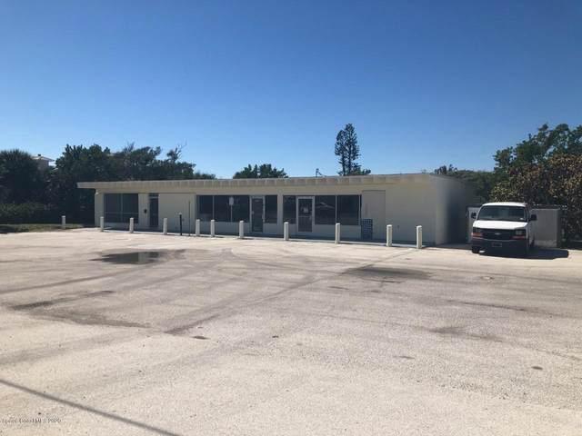 2 Addresses, Cocoa Beach, FL 32931 (MLS #869807) :: Blue Marlin Real Estate