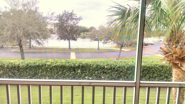 1861 Long Iron Drive #1124, Rockledge, FL 32955 (MLS #869906) :: Premium Properties Real Estate Services