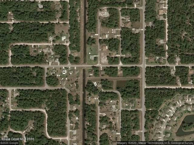 711 Burgess Street SW, Palm Bay, FL 32908 (MLS #869912) :: Blue Marlin Real Estate