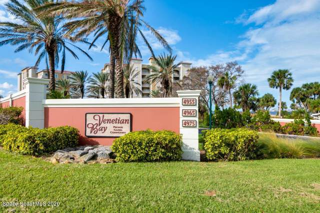 4955 Dixie Highway NE #702, Palm Bay, FL 32905 (MLS #869958) :: Blue Marlin Real Estate