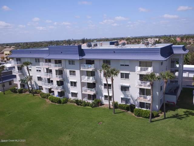 2150 N Highway A1a #308, Melbourne, FL 32903 (MLS #869991) :: Blue Marlin Real Estate