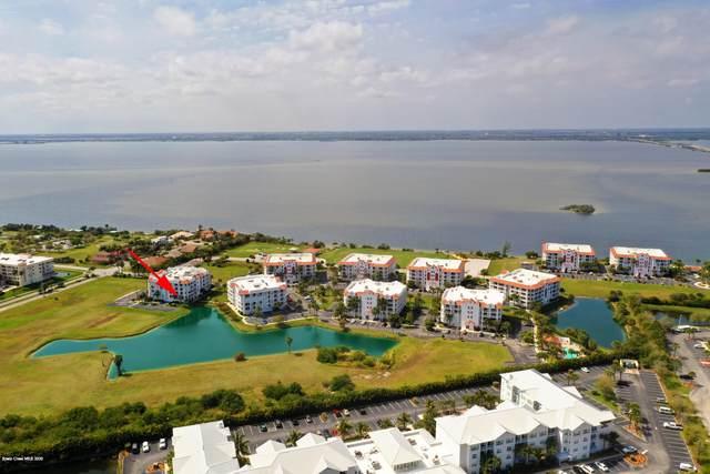 768 Lago Drive #201, Cape Canaveral, FL 32920 (MLS #870137) :: Premium Properties Real Estate Services