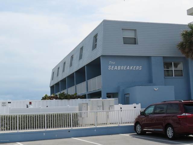 305 Highway A1a #11, Satellite Beach, FL 32937 (MLS #870167) :: Blue Marlin Real Estate