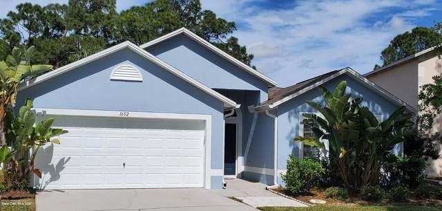 1652 La Maderia Drive SW, Palm Bay, FL 32908 (MLS #870212) :: Blue Marlin Real Estate