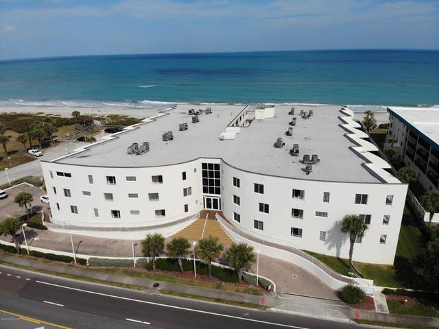 601 N Miramar Avenue #109, Indialantic, FL 32903 (MLS #870307) :: Premium Properties Real Estate Services