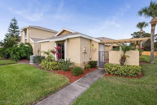 1421 Sheafe Avenue NE #105, Palm Bay, FL 32905 (MLS #870345) :: Premium Properties Real Estate Services