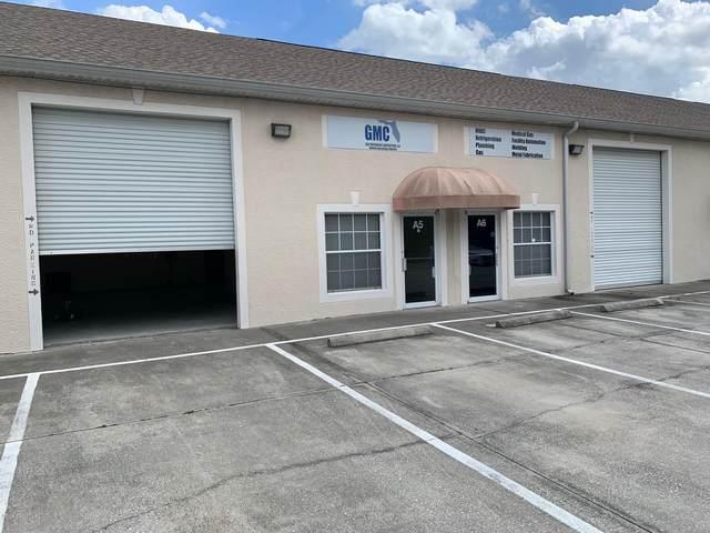 2825 Business Center Boulevard A-5, Melbourne, FL 32940 (MLS #870456) :: Blue Marlin Real Estate