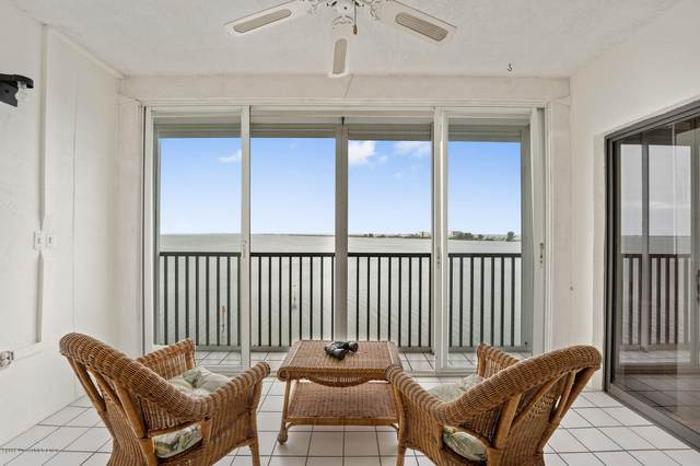 3601 S Banana River Boulevard A503, Cocoa Beach, FL 32931 (MLS #870546) :: Premium Properties Real Estate Services
