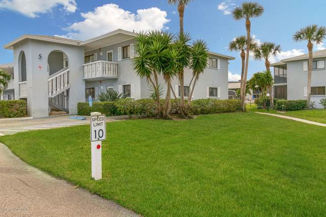 3799 S Banana River Boulevard #511, Cocoa Beach, FL 32931 (MLS #870576) :: Premium Properties Real Estate Services
