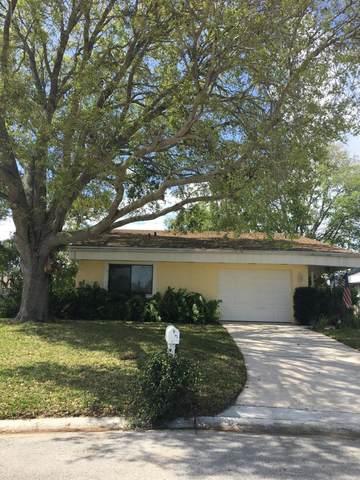 442 Myrtlewood Road, Melbourne, FL 32940 (MLS #870589) :: Blue Marlin Real Estate