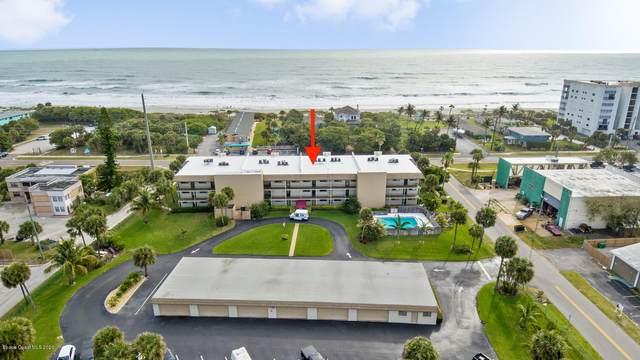 1700 S Atlantic Avenue #205, Cocoa Beach, FL 32931 (MLS #870607) :: Premium Properties Real Estate Services