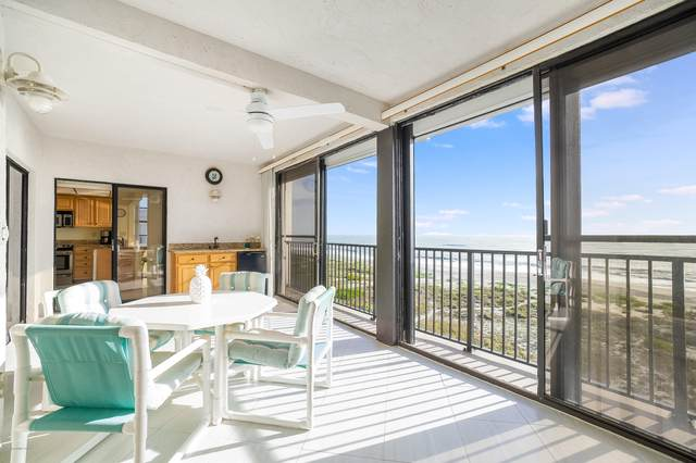 333 N Atlantic Avenue #411, Cocoa Beach, FL 32931 (MLS #870665) :: Blue Marlin Real Estate