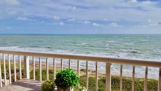 4160 N Atlantic Beach Blvd #703, Ft. Pierce, FL 34949 (MLS #870767) :: Blue Marlin Real Estate