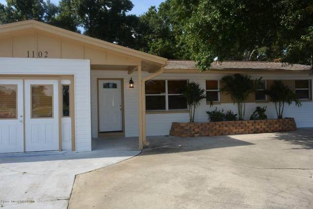 1102 Fay Boulevard, Cocoa, FL 32927 (MLS #870813) :: Engel & Voelkers Melbourne Central