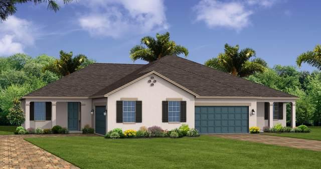 2623 Spur Drive, Melbourne, FL 32940 (MLS #870817) :: Coldwell Banker Realty