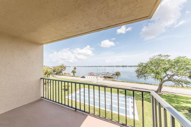 1025 Rockledge Drive #412, Rockledge, FL 32955 (MLS #870865) :: Blue Marlin Real Estate