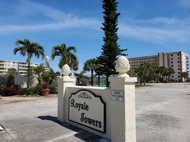1860 N Atlantic Avenue #803, Cocoa Beach, FL 32931 (MLS #870945) :: Blue Marlin Real Estate