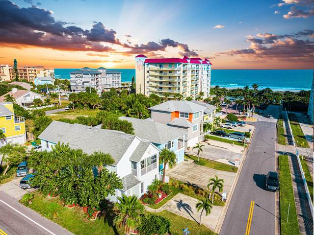 318 Harding Avenue, Cocoa Beach, FL 32931 (MLS #871074) :: Engel & Voelkers Melbourne Central