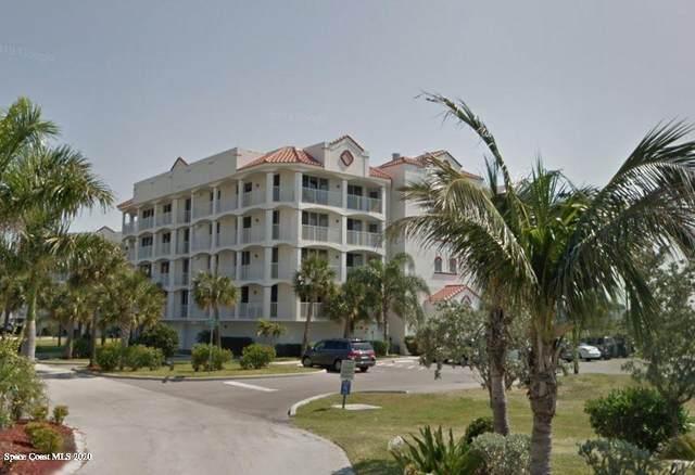 768 Lago Drive #203, Cape Canaveral, FL 32920 (MLS #871148) :: Premium Properties Real Estate Services