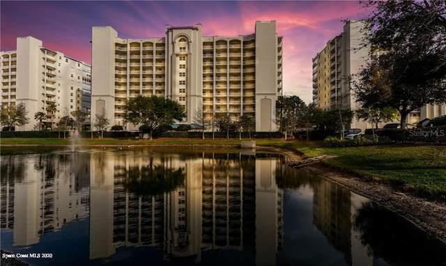 5 Indian River Avenue #306, Titusville, FL 32796 (MLS #871193) :: Blue Marlin Real Estate